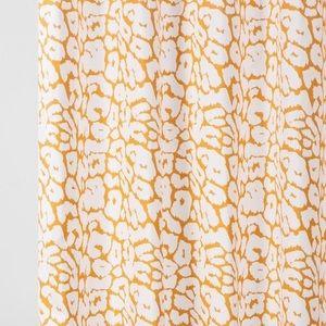 Opalhouse Cheetah Print Shower Curtain